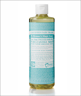 Review of Dr  Bronner's Unscented Baby-Mild Hemp Pure